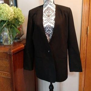 Vintage black blazer